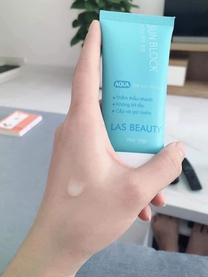 Kem chống nắng Las Beauty